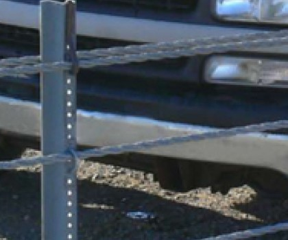 Cable Rail Barrier